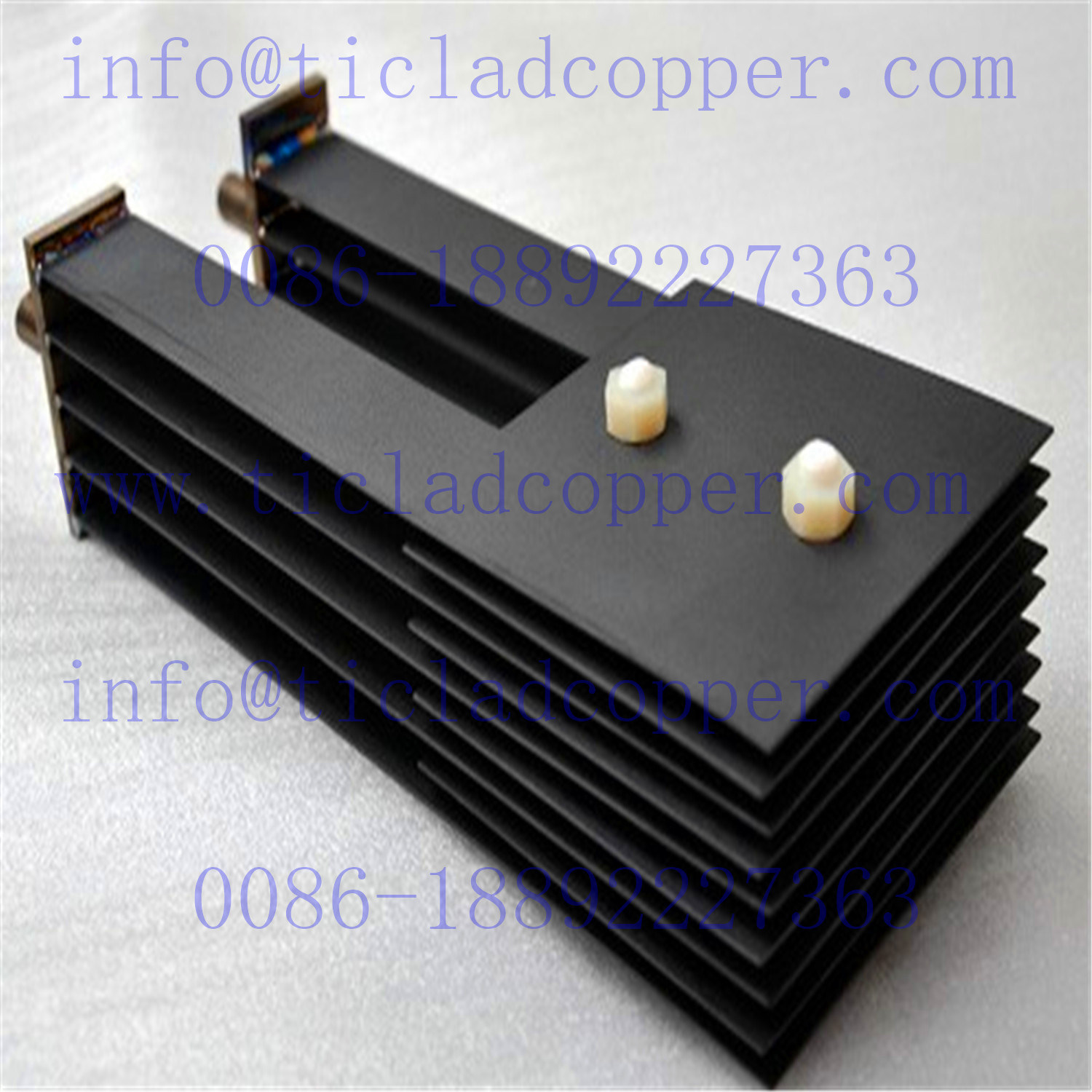 Active Coating Titanium Anodes for Electrolysis