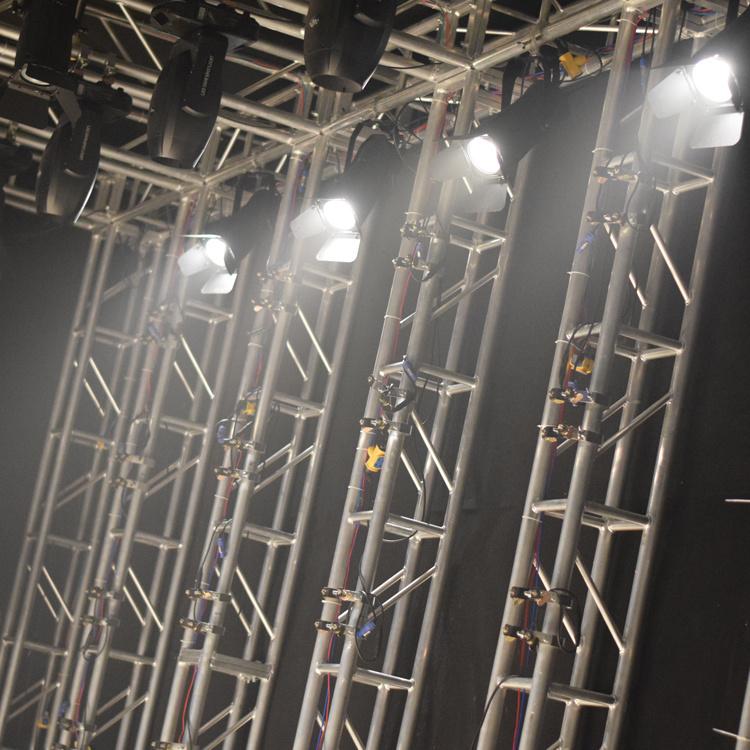 Professional CRI> 90ra 3200k 200W LED Studio Light for Photography
