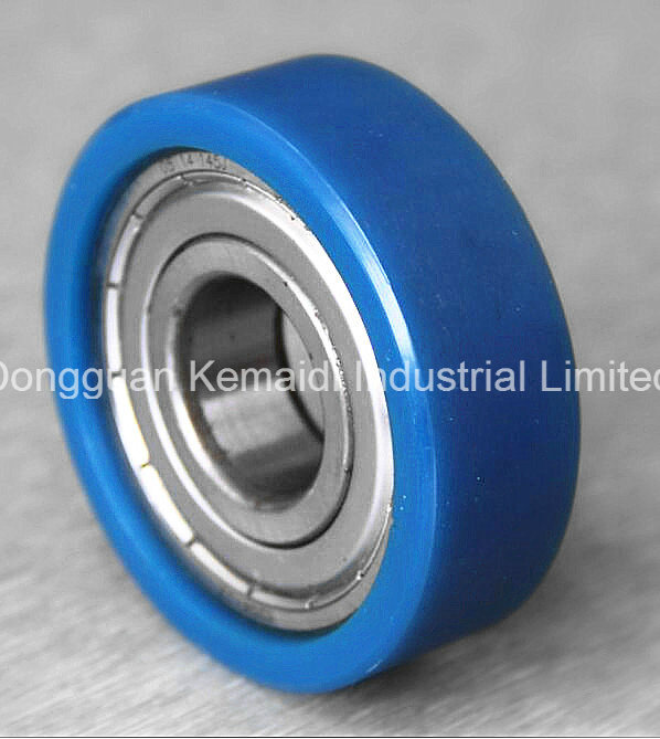 698zz Polyurethane Roller Bearing for Reducing The Noise