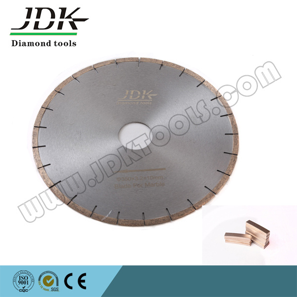 Fan Diamond Segment for Marble Edge Cutting Tool