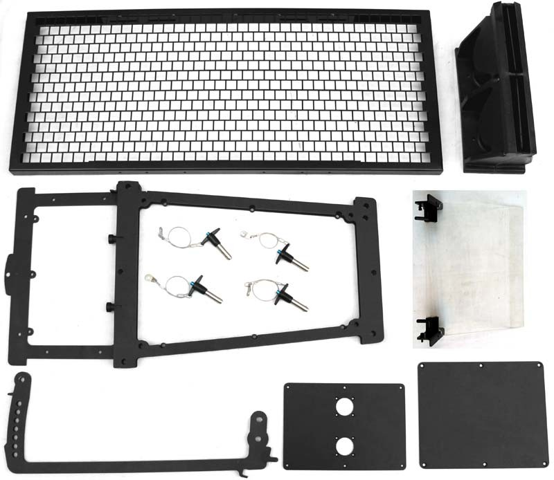 PRO Audio for Speaker Cabinet with Rigging Parts (23)