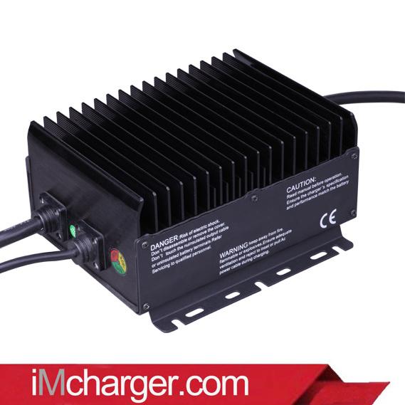 48V 18A Battery Charger for Jlg Scissor Lifts Work Platforms