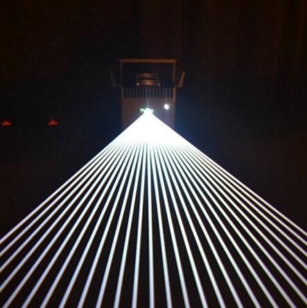 Pure Diode Mini Star Laser Light Show Portland