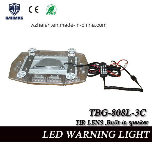 21.5 Inch Mini Lightbar Built-in Siren and Speaker with Tir Lens in High Waterproof (TBG-808L-3C)
