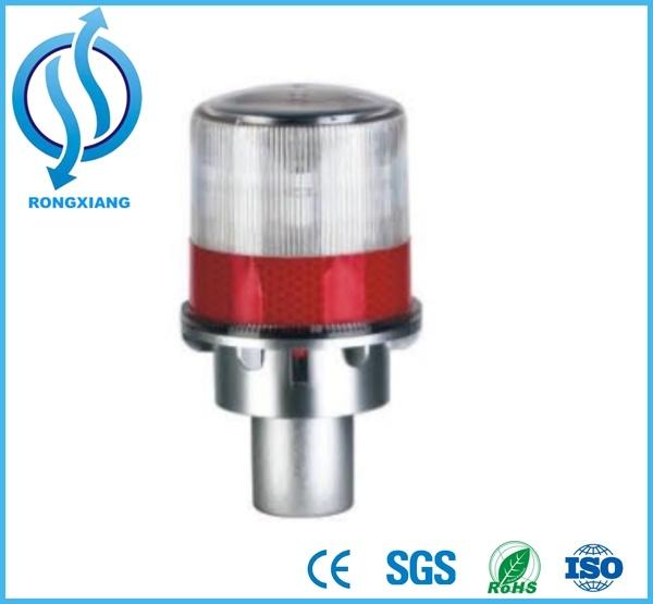 Safety Flashing LED Warning Light for Road Barricade