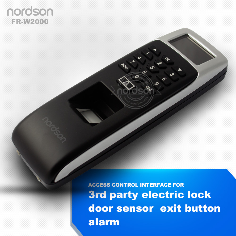 Best Selling Biometric Time Attendance with Access Control