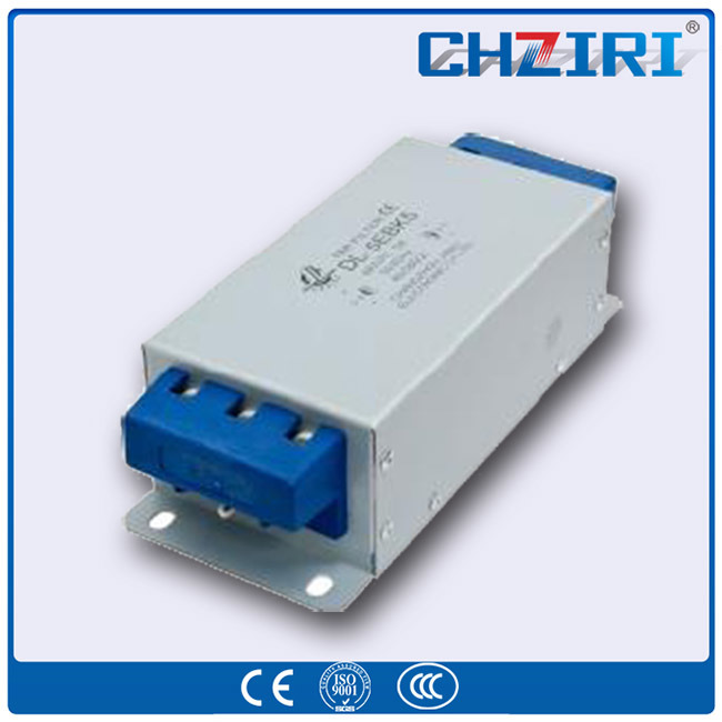 Chziri Three Phase EMI Input Filter Dl-50ebk5