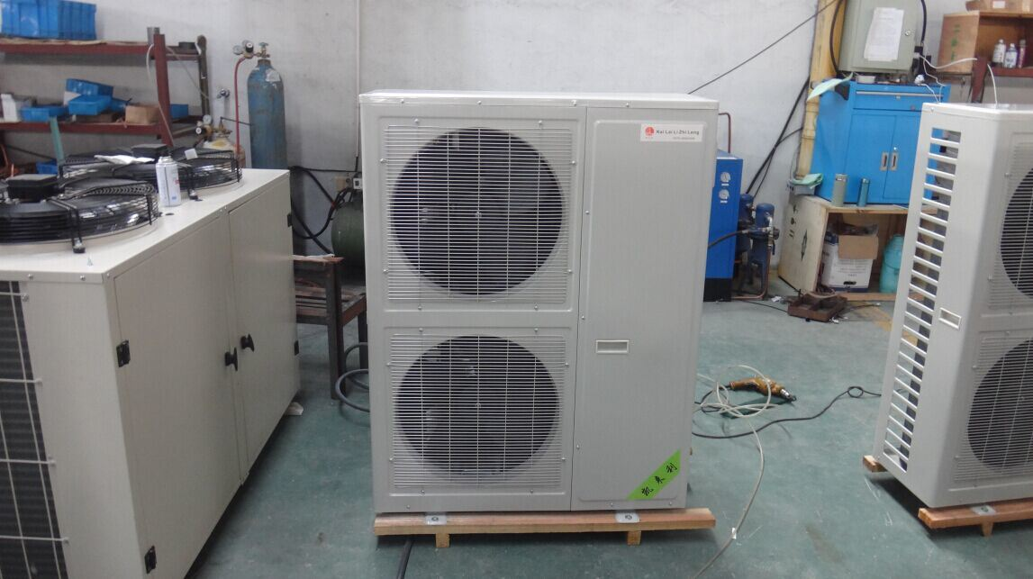 China High Quality Hermetic Cabinet Outdoor Condensing Unit