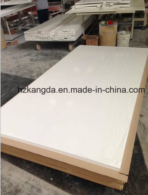 White Rigid PVC Foam Board/White PVC Foam Sheet for Furniture