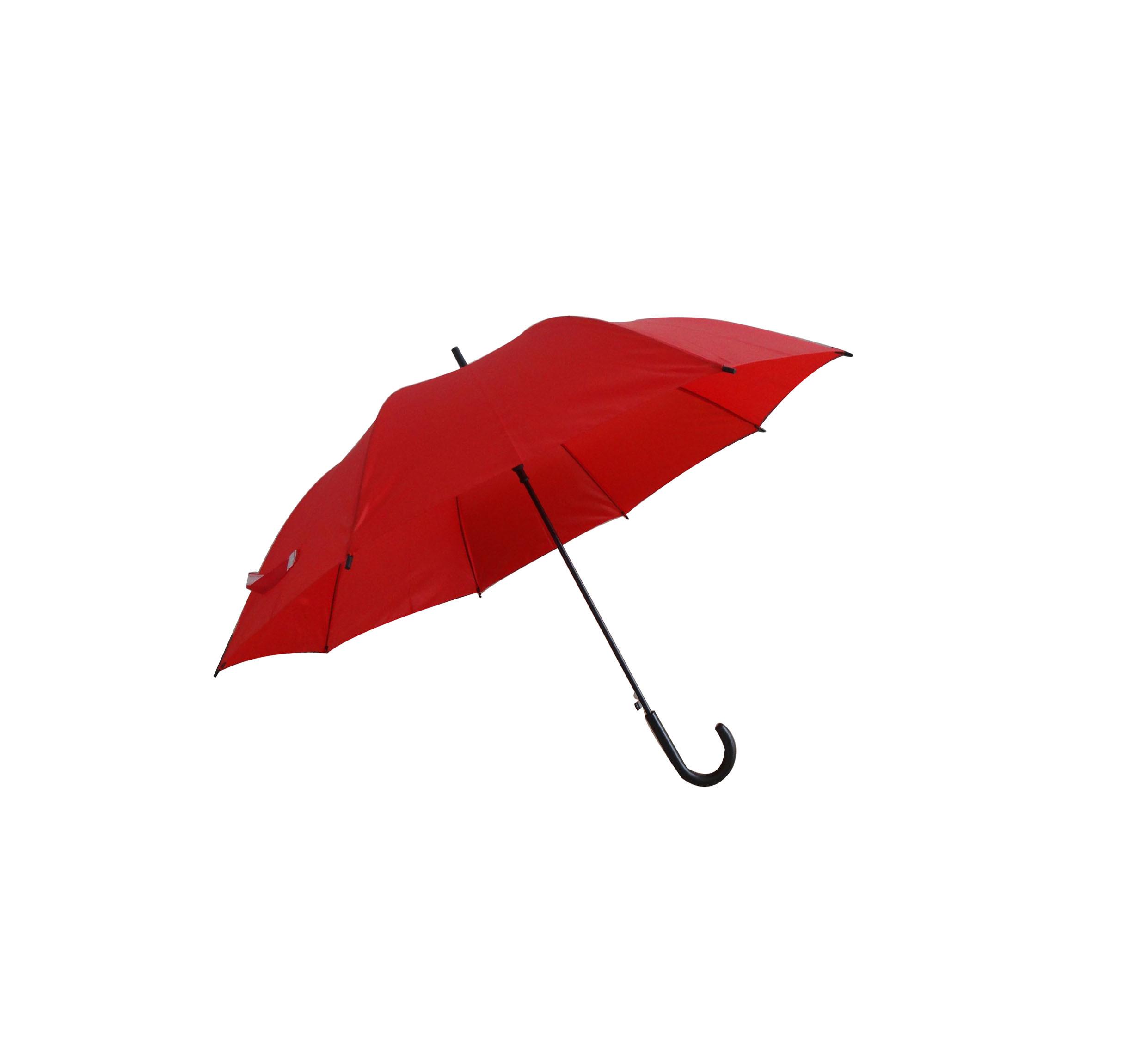 """23"""" 8 Panels Auto Open Round Rib Straight Umbrella (SU029)"""