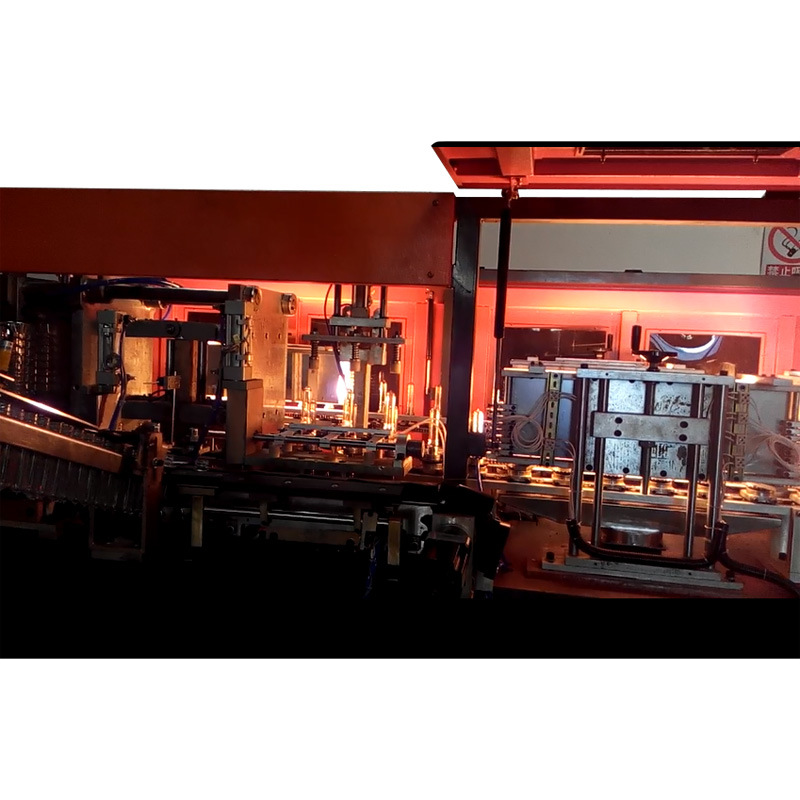 Fully-Auto Linear Servo Blowing Machine