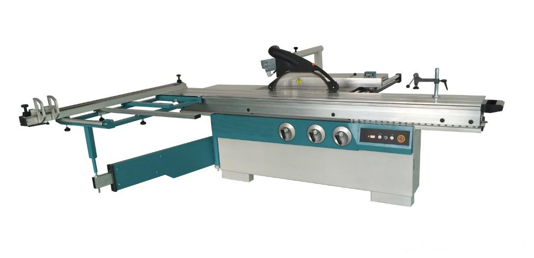 Wooden Plank /Panel / Board Top Precision Sliding Table Saw