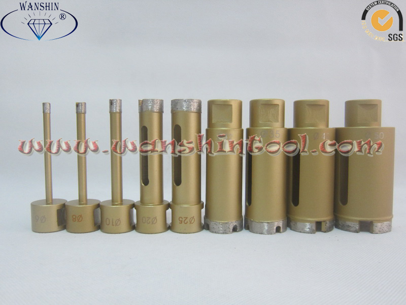M14 Sintered Core Drill Bit Diamond Drill Bit for Stone