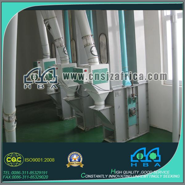 40-500t/D Flour Milling Machine-Grain Process Machine