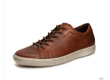 Genuine Leather Breathable Light Casual Shoes (CAS-019)