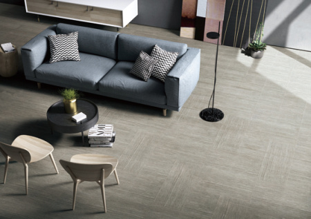 Interior Rough Surface Porcelain Tiles for Flooring