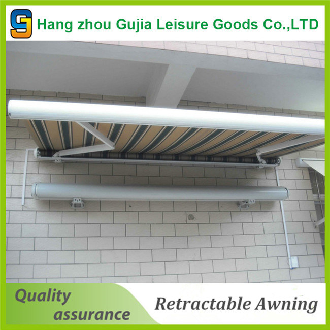 Full-Cassete Remote Control Outdoor Balcony Awning