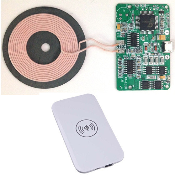 Custom Mobile Wireless Charging Induction Coil