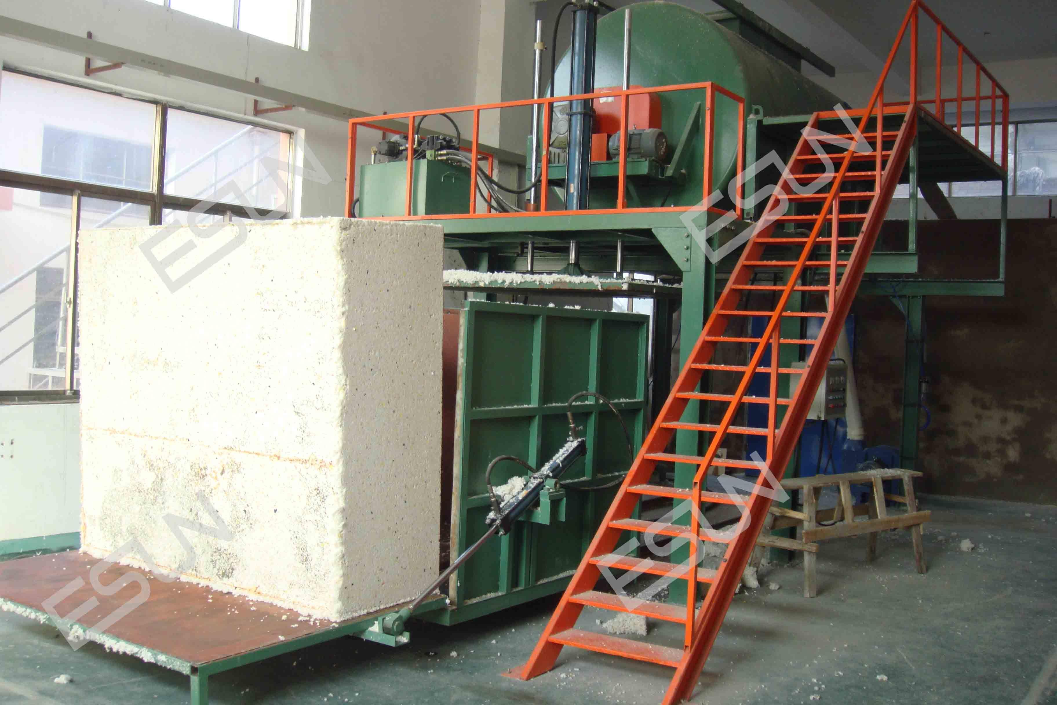 Foam Re-Bonding Machine (EJB-10B)