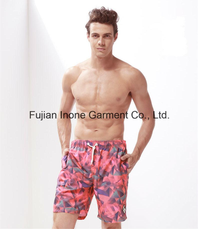 Inone W002 Mens Swim Casual Board Shorts Short Pants
