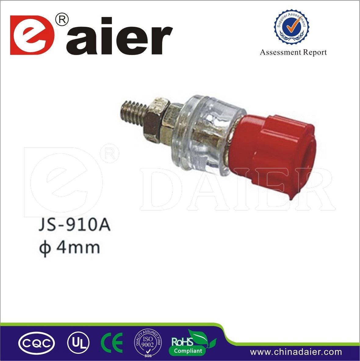 Amplifier Terminal Binding Post Banana Plug (JS-910A)