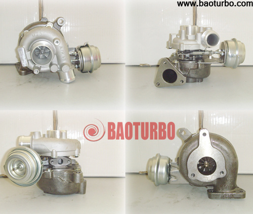 Gt1749V/701855-5006 Turbocharger for Audi / Seat / Skoda / Volkswagen