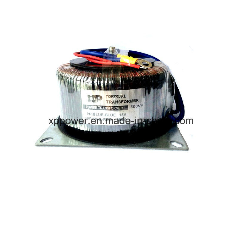 Toroidal Power Transformer for Door Control System