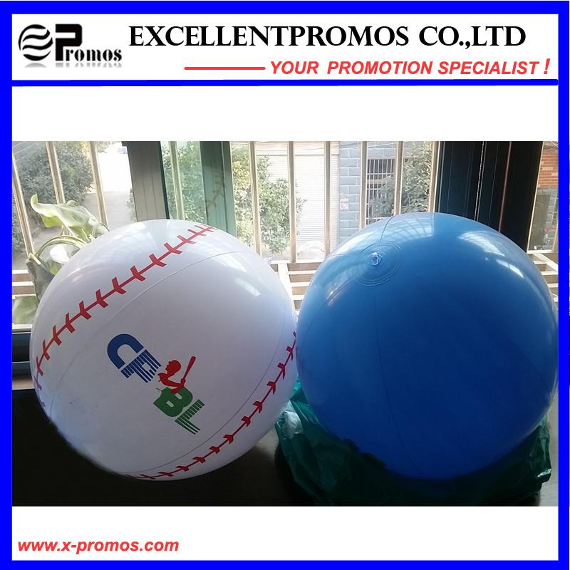 Promotion Logo Customized PVC Inflatable Beach Ball (EP-B7098)