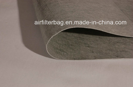 Polyester Oil&Water Resistance and Anti-Static Needle Felt/Filter Cloth (Air Filter)