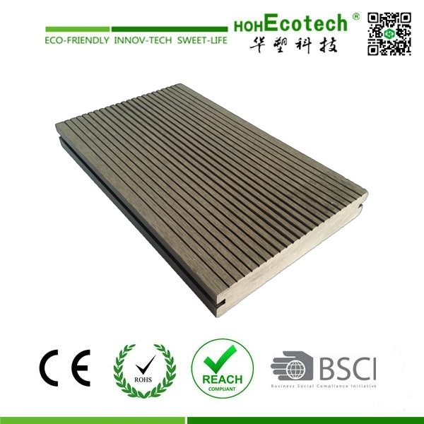 WPC Wood Composite Outdoor Solid Decking