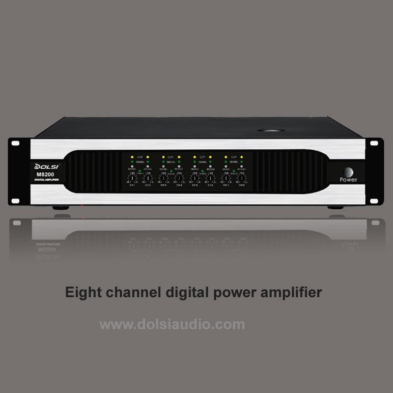 Karaoke PRO Audio Stereo Sound Professional Digital Power Amplifier