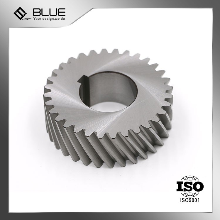 aircraft engine mounts-China New Helical Toothed Gear with Cu