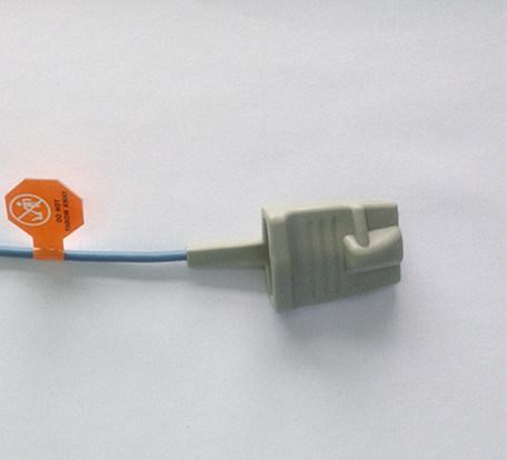 Spacelab Rect. 10pin Adult Soft Tip SpO2 Sensor