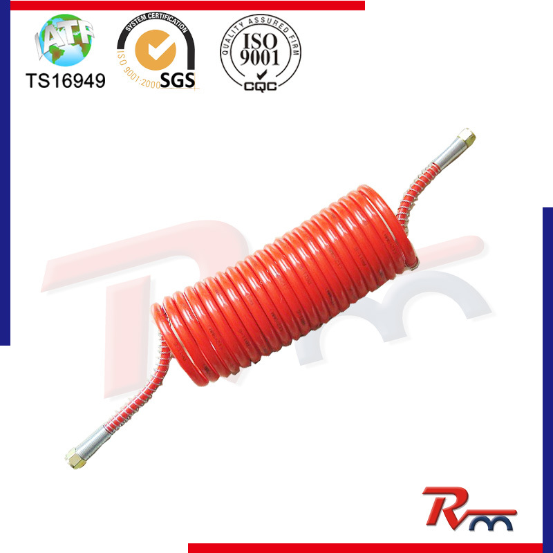 Spring Coil for Truck Trailer and Heavy Duty