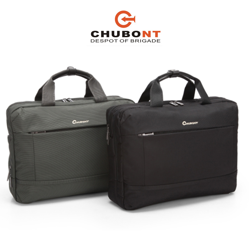 Chubont High Quality Paded Laptop Brief Case for Daily Use