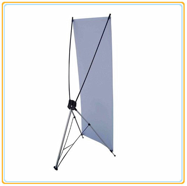 Outdoor X Banner Display / X Banner Stand