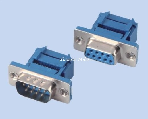 D-SUB Connector IDC Type for Computer