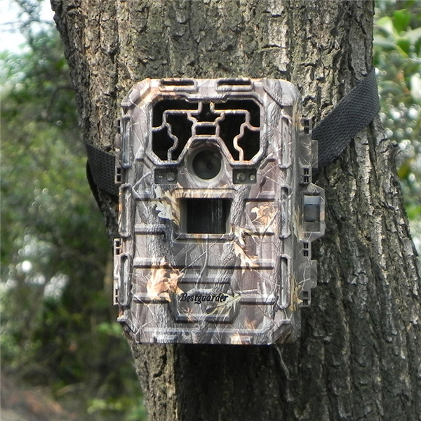 Bestguarder 12MP 1080P IR Scouting Camera Sg-009 Hunting Game Camera with Detection Range up to 75FT