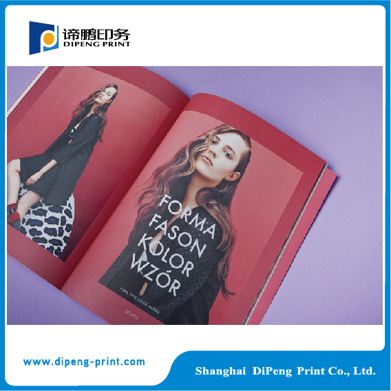 Fast Delivery High Quality Printing Magazine