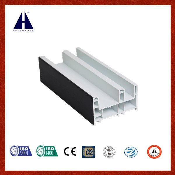 ASA/PVC Co-Extrusion Sliding Profile