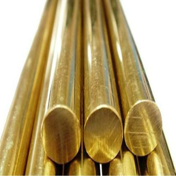 Brass Rod Material in All Kind of Shape, Brass Round Bar