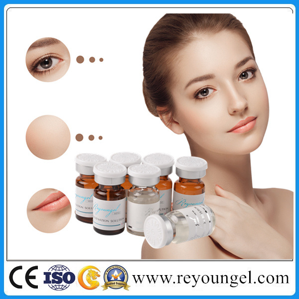 Reyoungel No Cross Linked Hyaluronic Acid for Mesotherapy with 18 Type or 4type Amino Acid