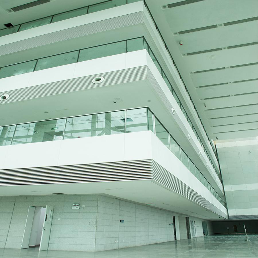 20 Year Guarantee Aluminum Panel Aluminum Curtain Wall Panel PVDF Coating Fireproof
