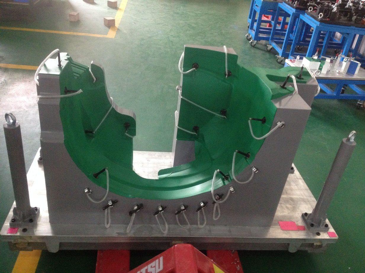 Process Gauges for Car Fender