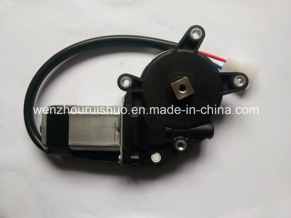 Four Holes, Window Lift Motor for Cars and Truck