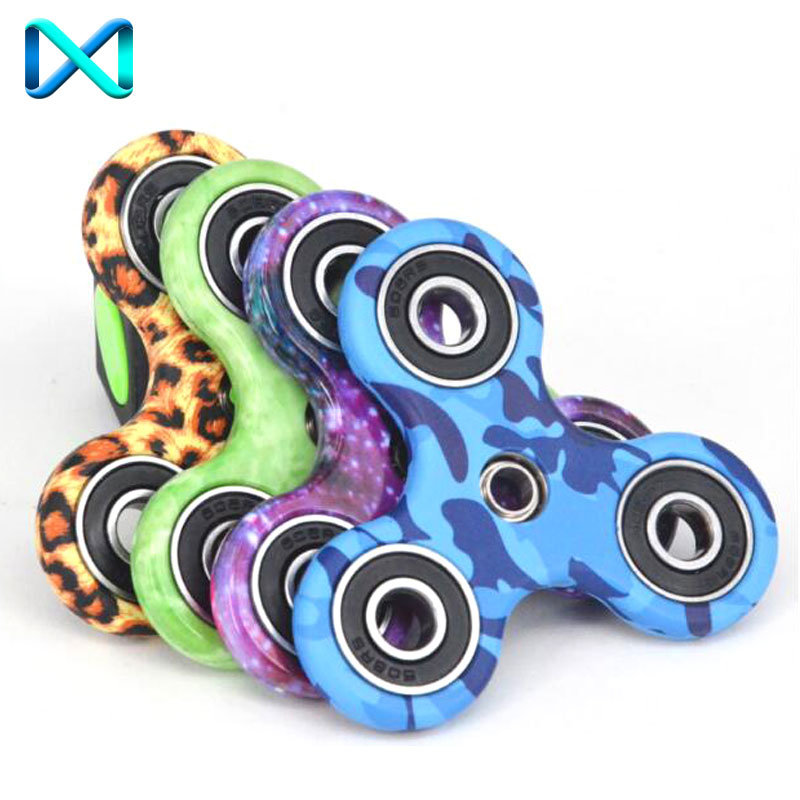 Tri Fidget Spinner Release Stress Fidget Toys Hand Fidget Spin Focus for Adult or Kids