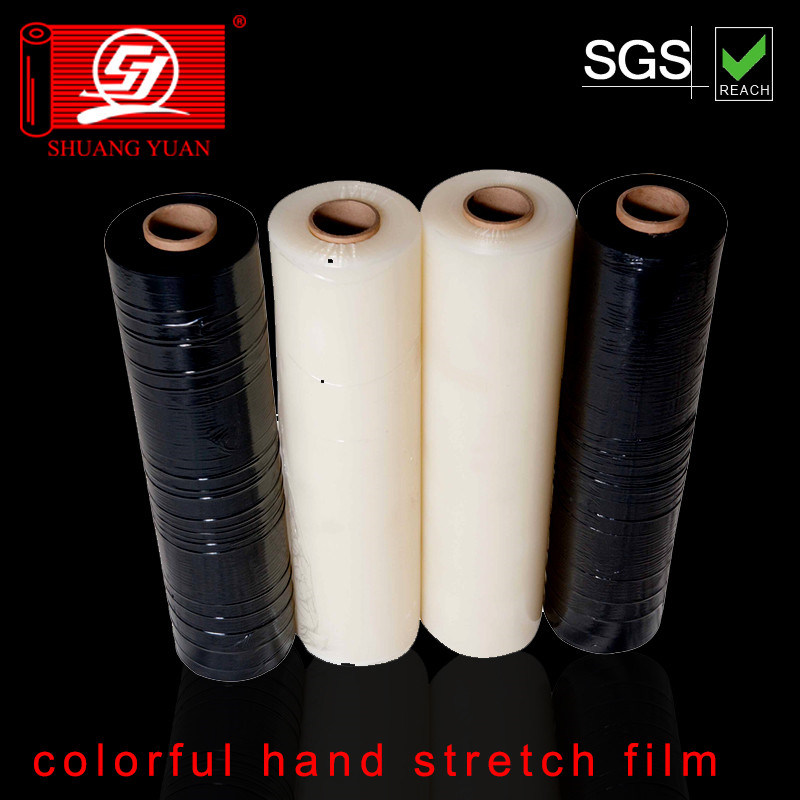 Machine Grade & Shrink Stretch Film 500mm X 23um
