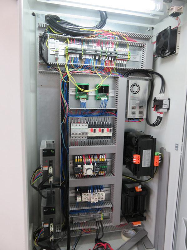 125t 3200mm Amada Electro-Hydraulic Servo Sheet Metal Plate CNC Bending Machine