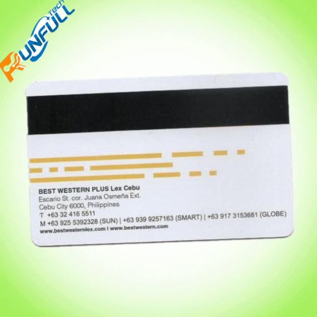 2017 New Design Aadhar Card PVC Card