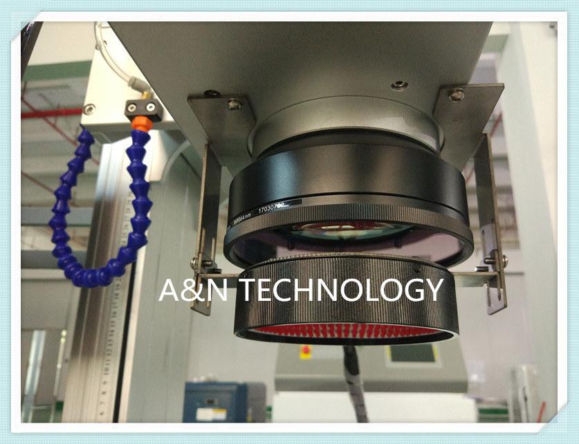 A&N 100W Optical Fiber Laser Welding Machine with Galvanometer